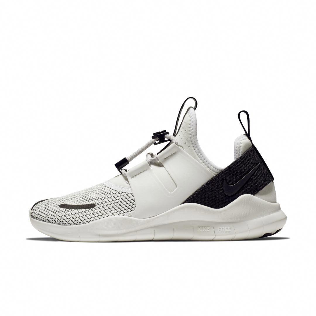 b7bb580690dd6 Nike Free RN Commuter 2018 Premium Women s Running Shoe Size 12 (Summit  White)