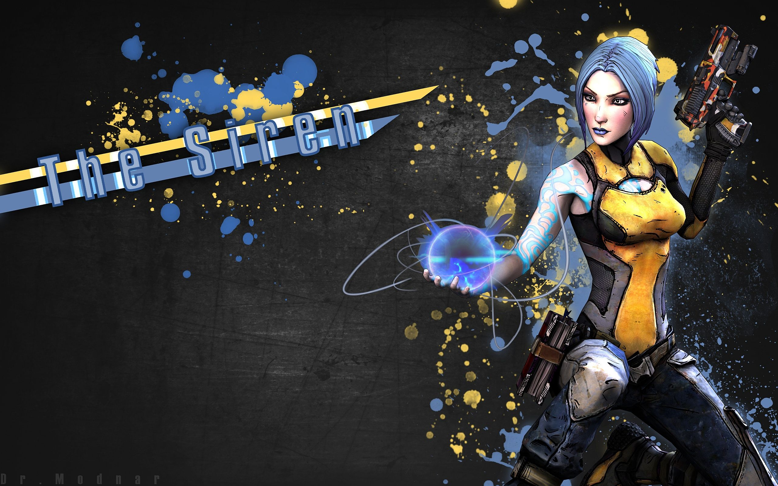 Maya (Borderlands 2) Wallpaper free download, Hd wallpaper