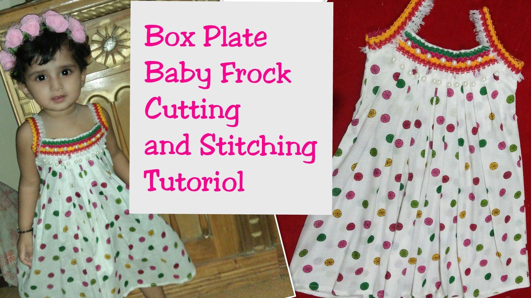 Box Plate Jhabla Designs Jhabla Frock Baby Frock Kids Jhabla