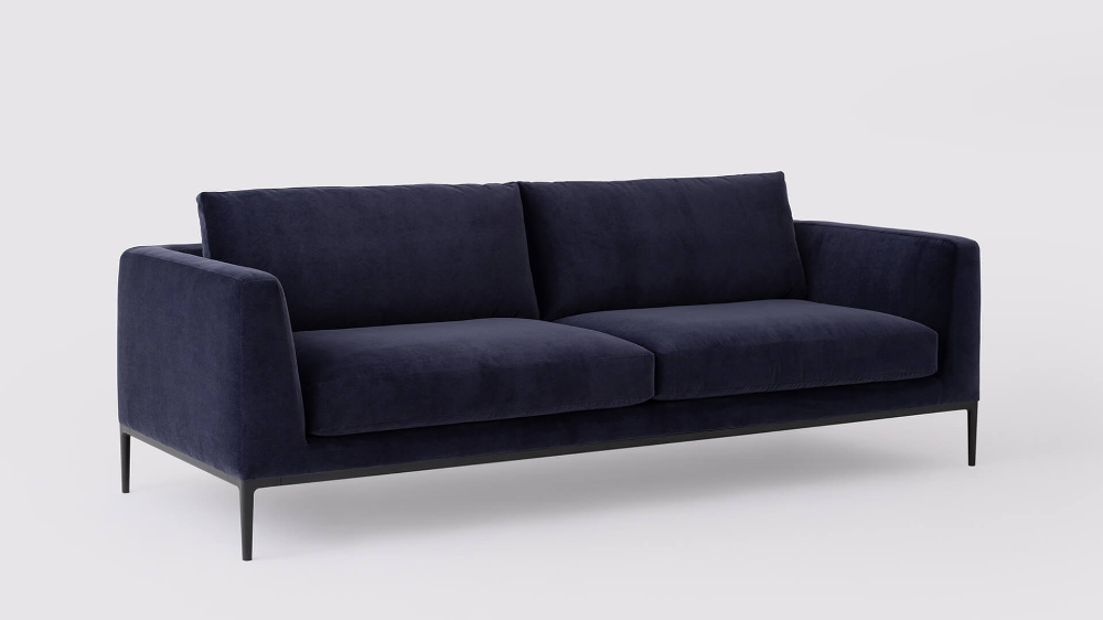 Oma Sofa Eq3 Custom Sofa Custom Modern Sofa Fabric Sofa