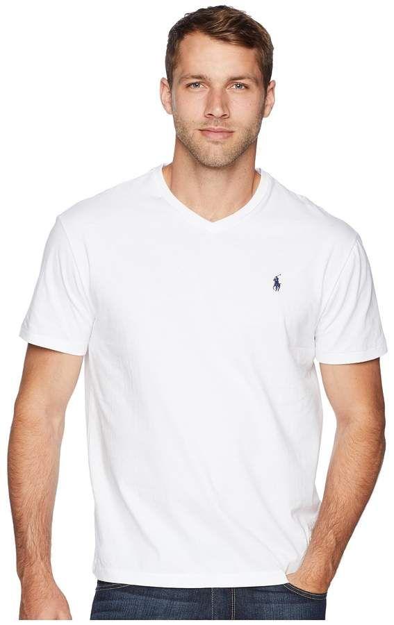 f4c14dacc95f9 Polo Ralph Lauren Classic V-Neck T-Shirt Men s T Shirt