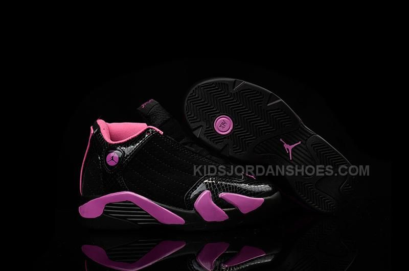 buy online fa50a abd0a Discover the Kids Air Jordan XIV Sneakers 205 Top Deals group at  Footlocker. Shop Kids Air Jordan XIV Sneakers 205 Top Deals black, grey,  blue and more.