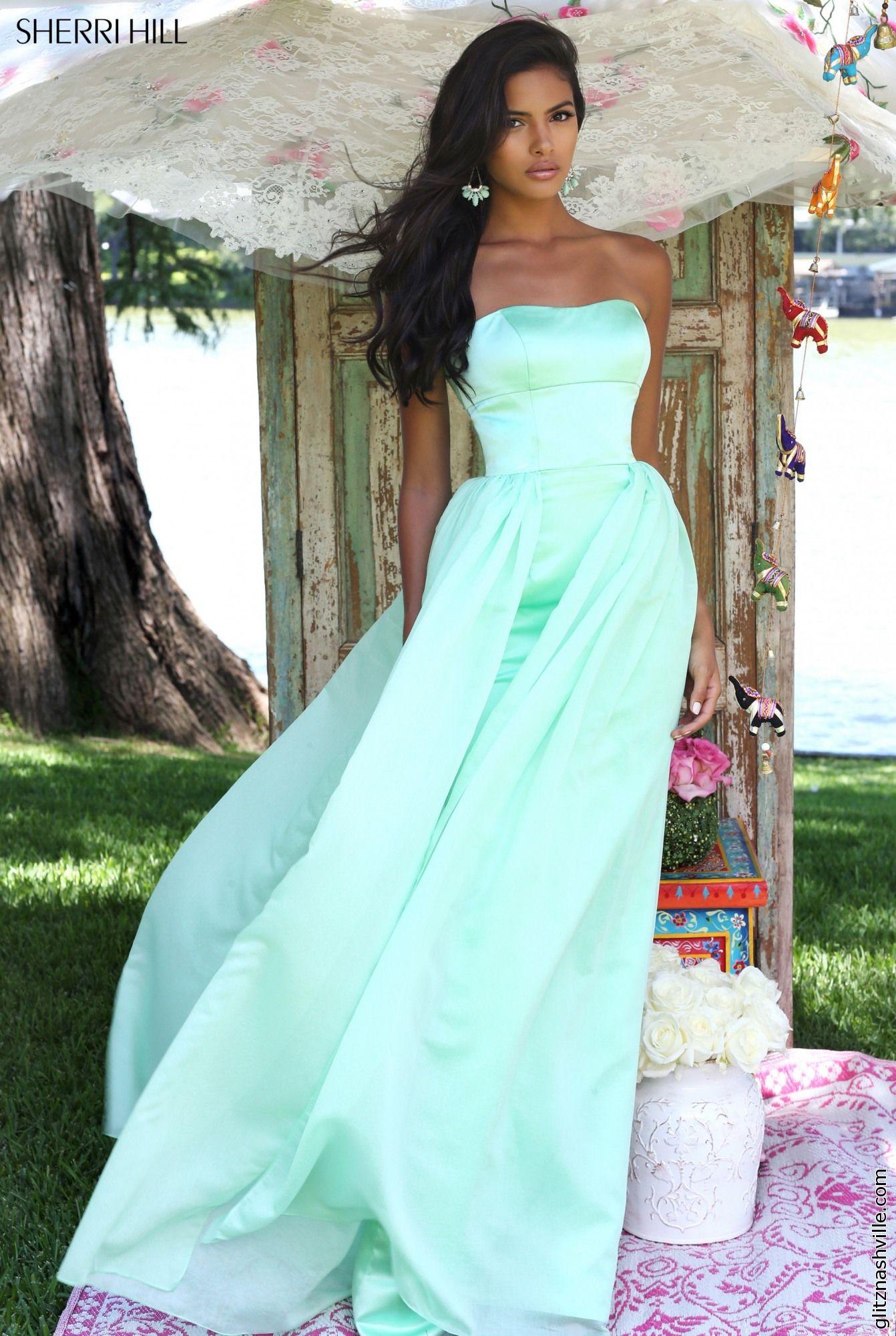 Pin by Glitz Nashville on Prom/Social: Sherri Hill | Pinterest ...