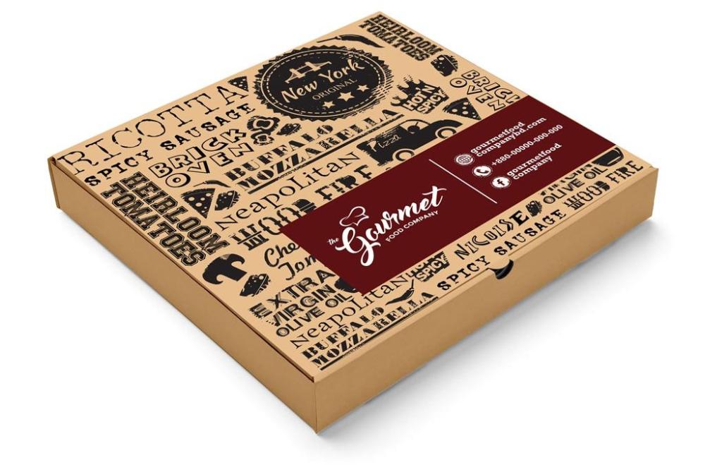 Gfc Pizza Box Design Spacedawg Pizza Box Design Pizza Boxes Box Design
