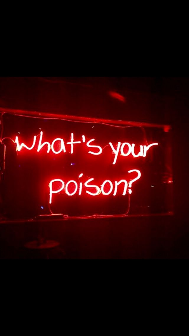 What's your poison??? | Mi Casa | Red aesthetic, Loving him was red