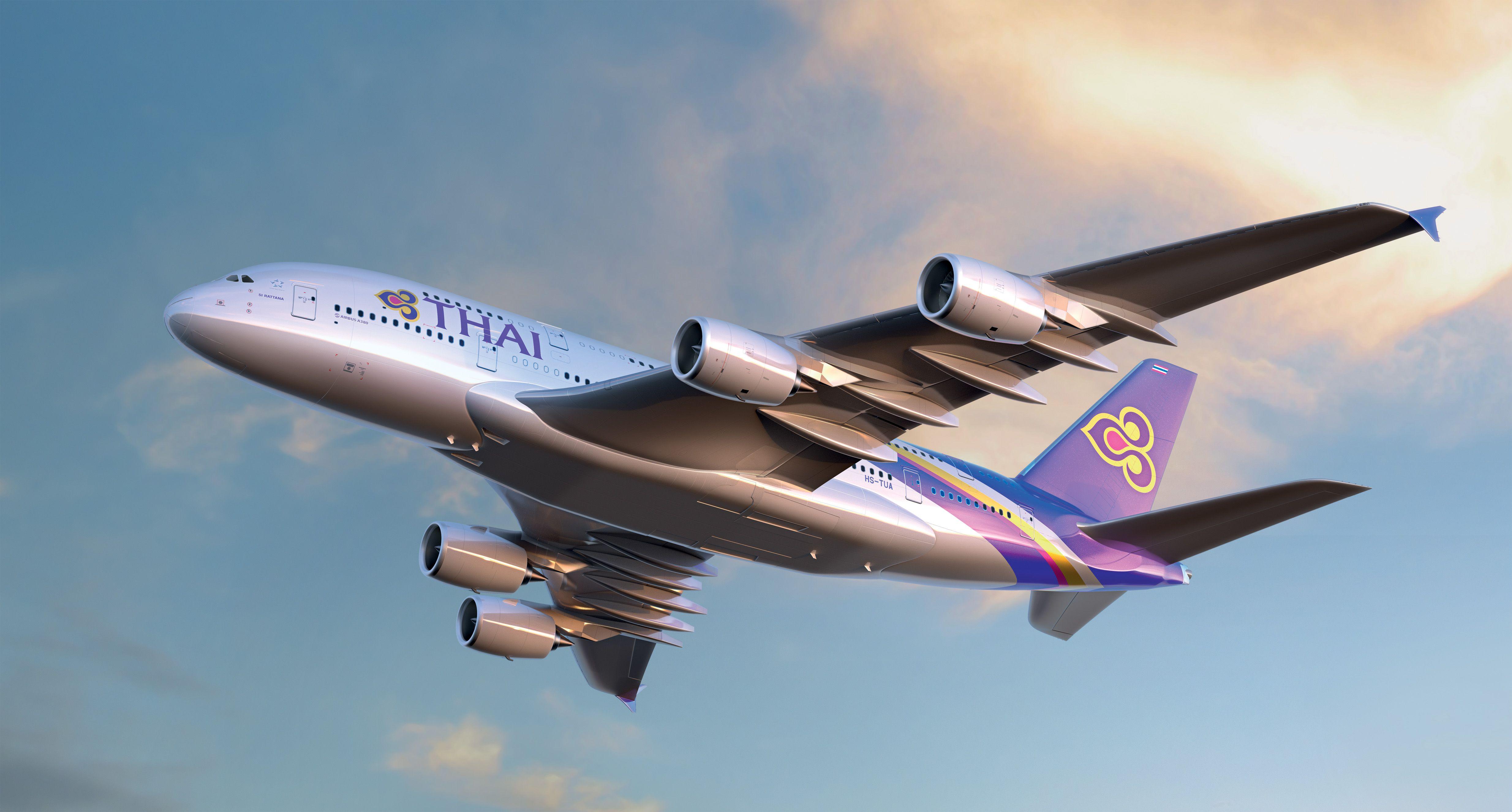 Pin by APCD DBA Thai Airways Interna on Commercial (R Z