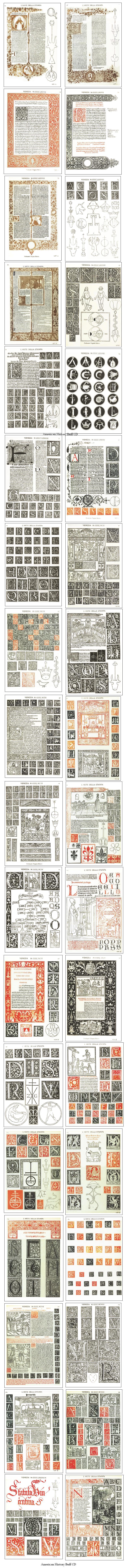 venetian typography italian renaissance woodcut printing italian renaissance