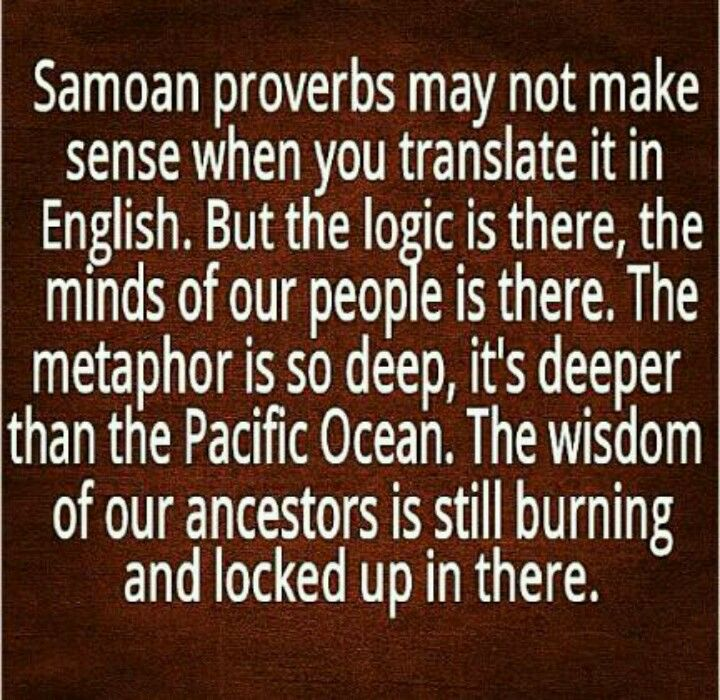 Tattoo Culture Quotes: Polynesian Culture