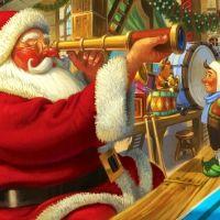 Santas Workshop Wallpapers Page 4 Santas Workshop North Pole Santa S Workshop Wallpaper