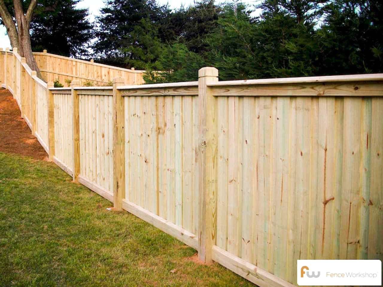 50 Simple Backyard Privacy Fence Decoration Ideas On A Budget Privacy Fence Designs Fence Decor Privacy Fence Decorations