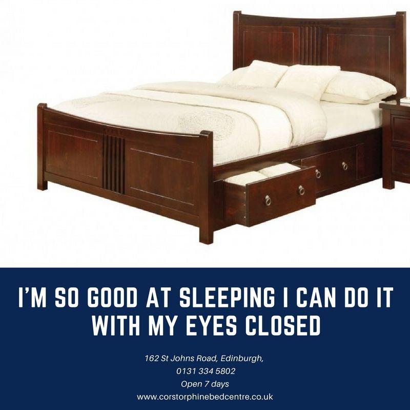 Curlew Cognac super king size bed frame | King size bed frame, Bed ...