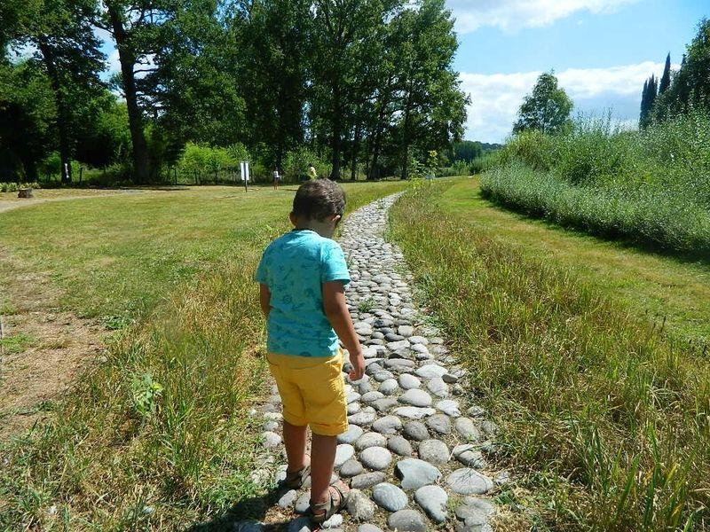 Sorties,découvertes, expériences Le jardin de Colette (Correze