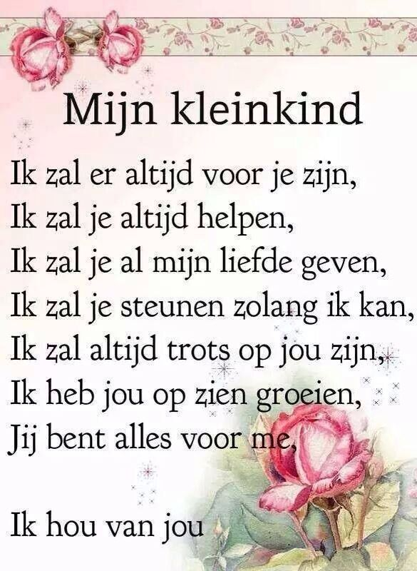 Citaten Over Rozen : Gedicht mooie teksten grandmothers love mom en sayings