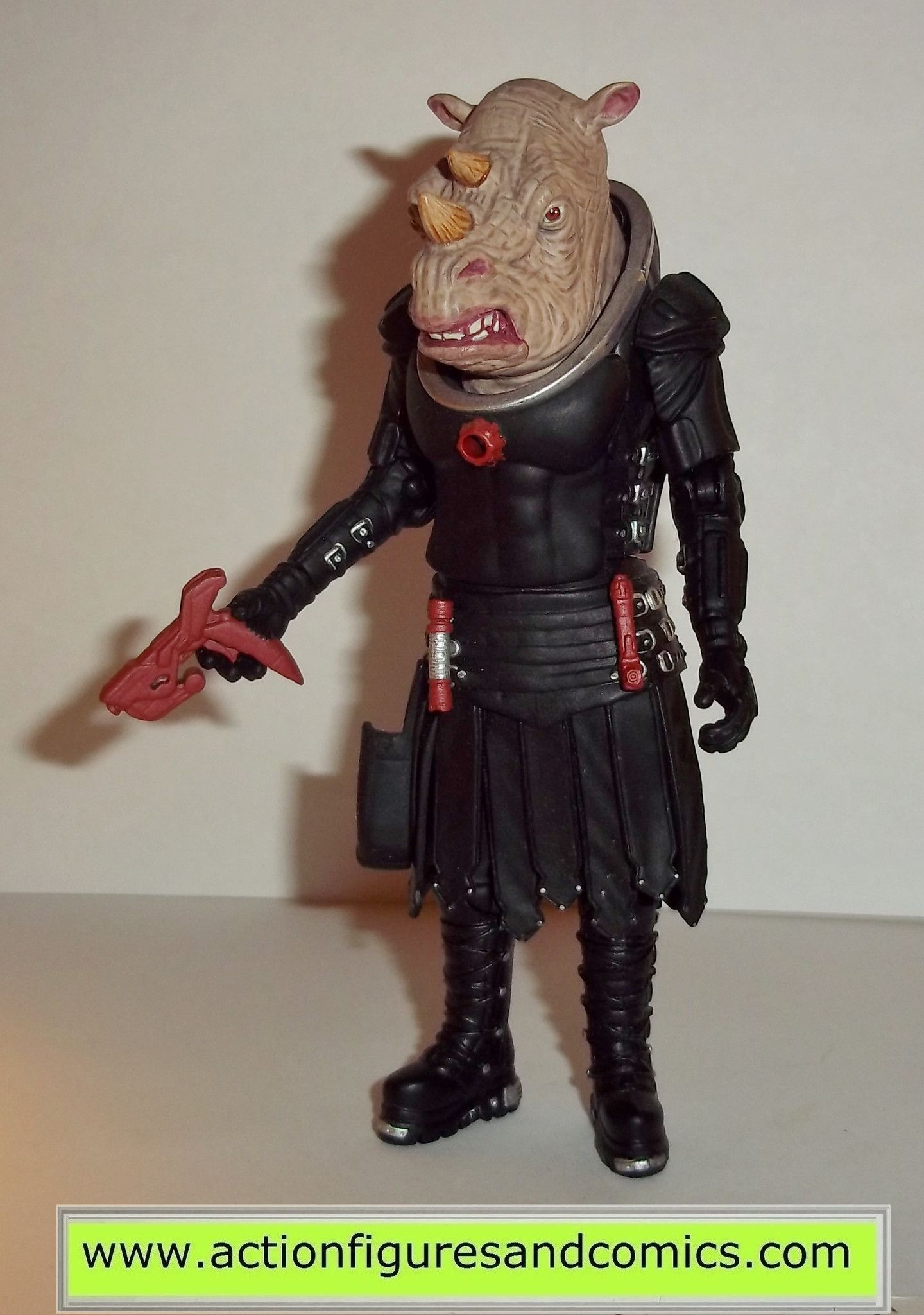 doctor who action figures JUDOON CAPTAIN dr underground toys series 3