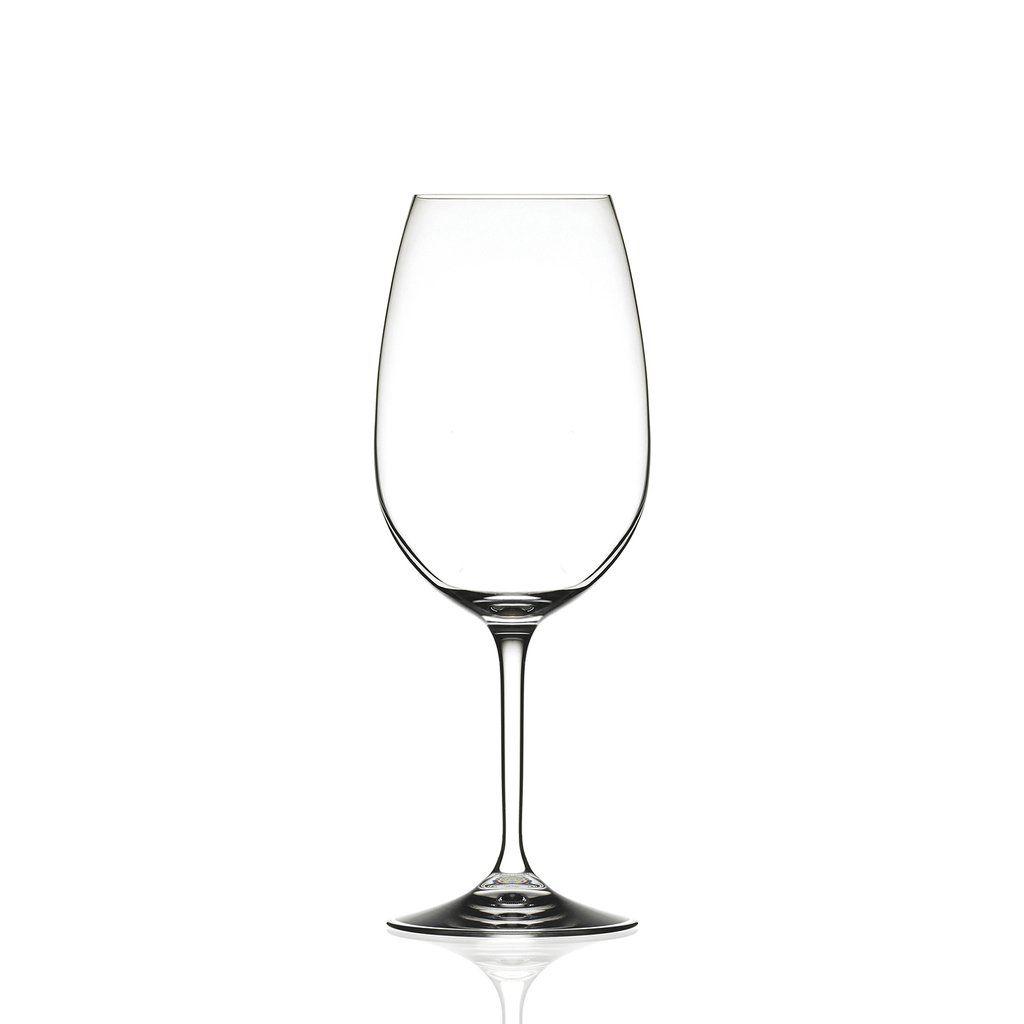 Wine Glass RCR Cristalleria Italiana Daily Collection 6 Piece Crystal Wine Glass Set 9.5 oz