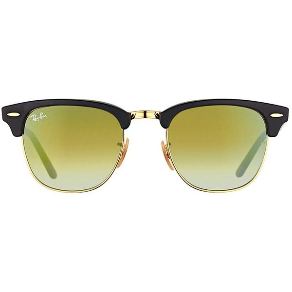 2fe0ce33d0 Ray-Ban Clubmaster Folding RB 2176 901S9J Matte Black Clubmaster... ( 255