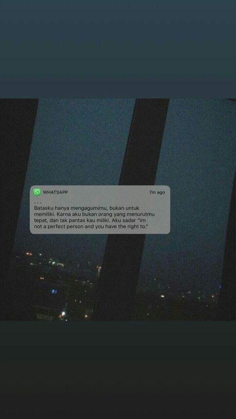 34 Trendy Quotes Indonesia Rindu Tumblr