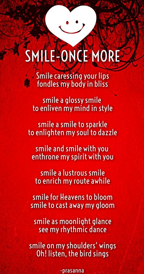 Poems To Make Her Smile : poems, smile, Sweet, Poems, Smile, Quotes,, Romantic, Quotes