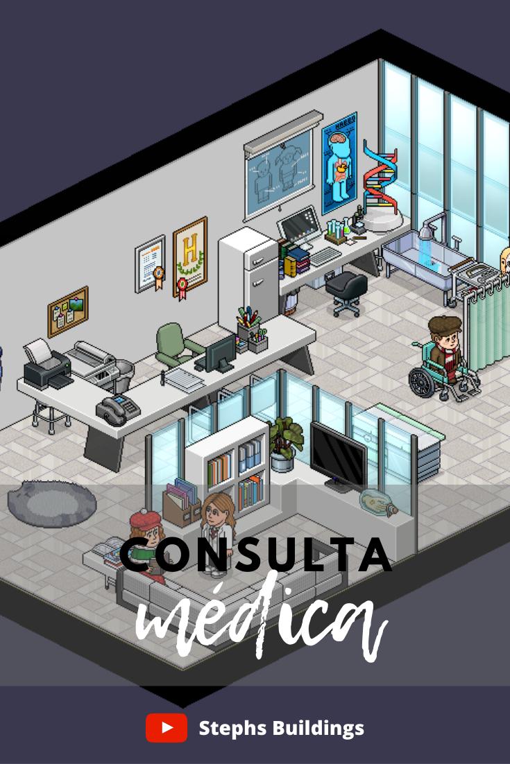Consulta Medica Habbo Hotel Tutorial En 2020 Habbo Hotel