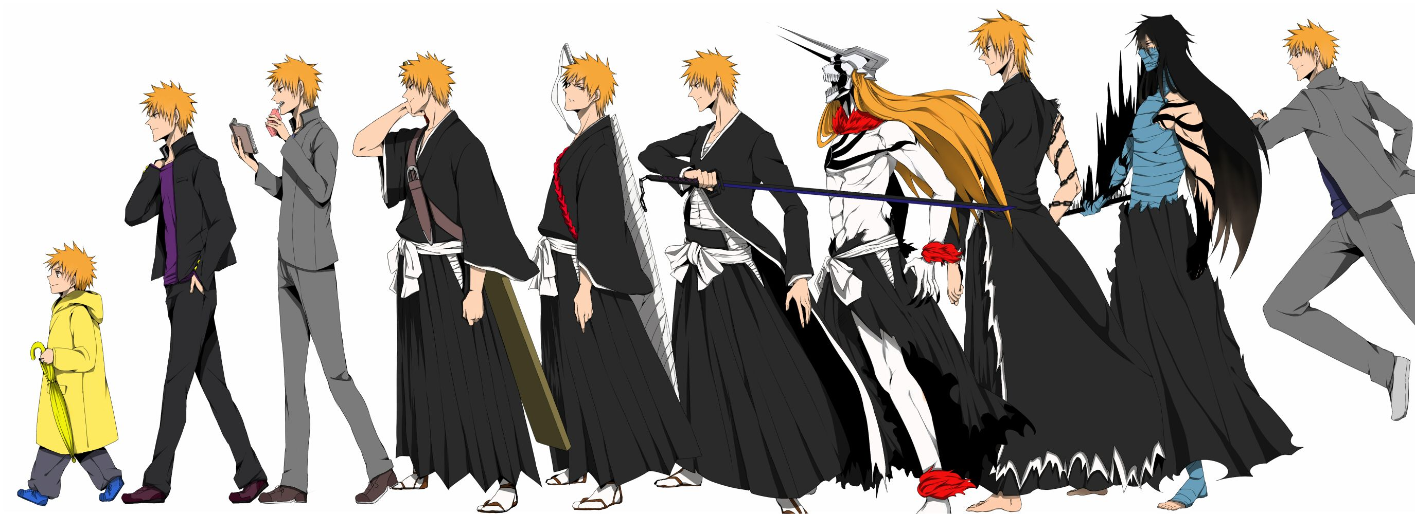 bleach manga tv