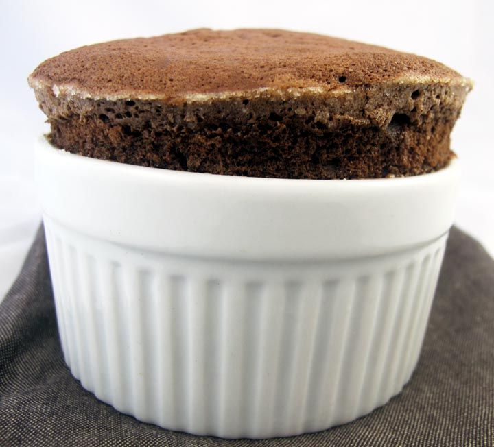 Make Chocolate Souffle In Advance