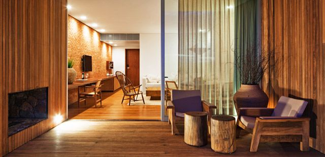 Fasano Boa Vista In Porto Feliz Modern Outdoor Spaces Luxury Rooms Boa Vista
