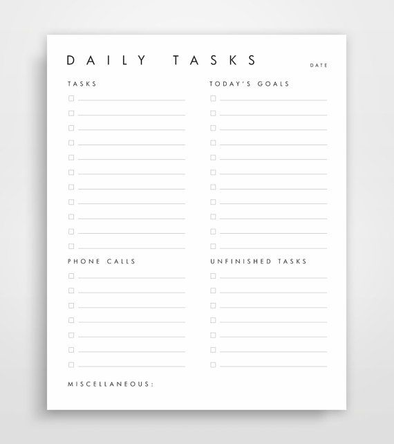 daily planner day planner business organizer business calendar