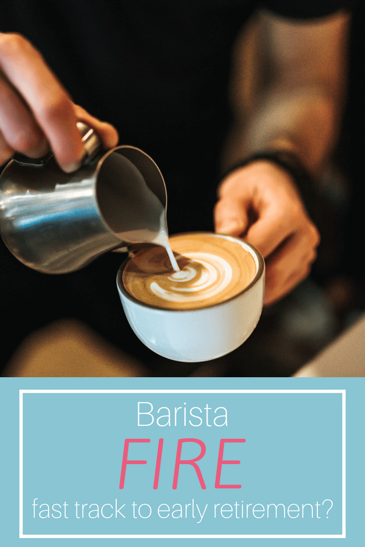 Barista Fire Bridging The Benefits Gap The Frugal Fellow Barista Coffee Is Life Starbucks Barista
