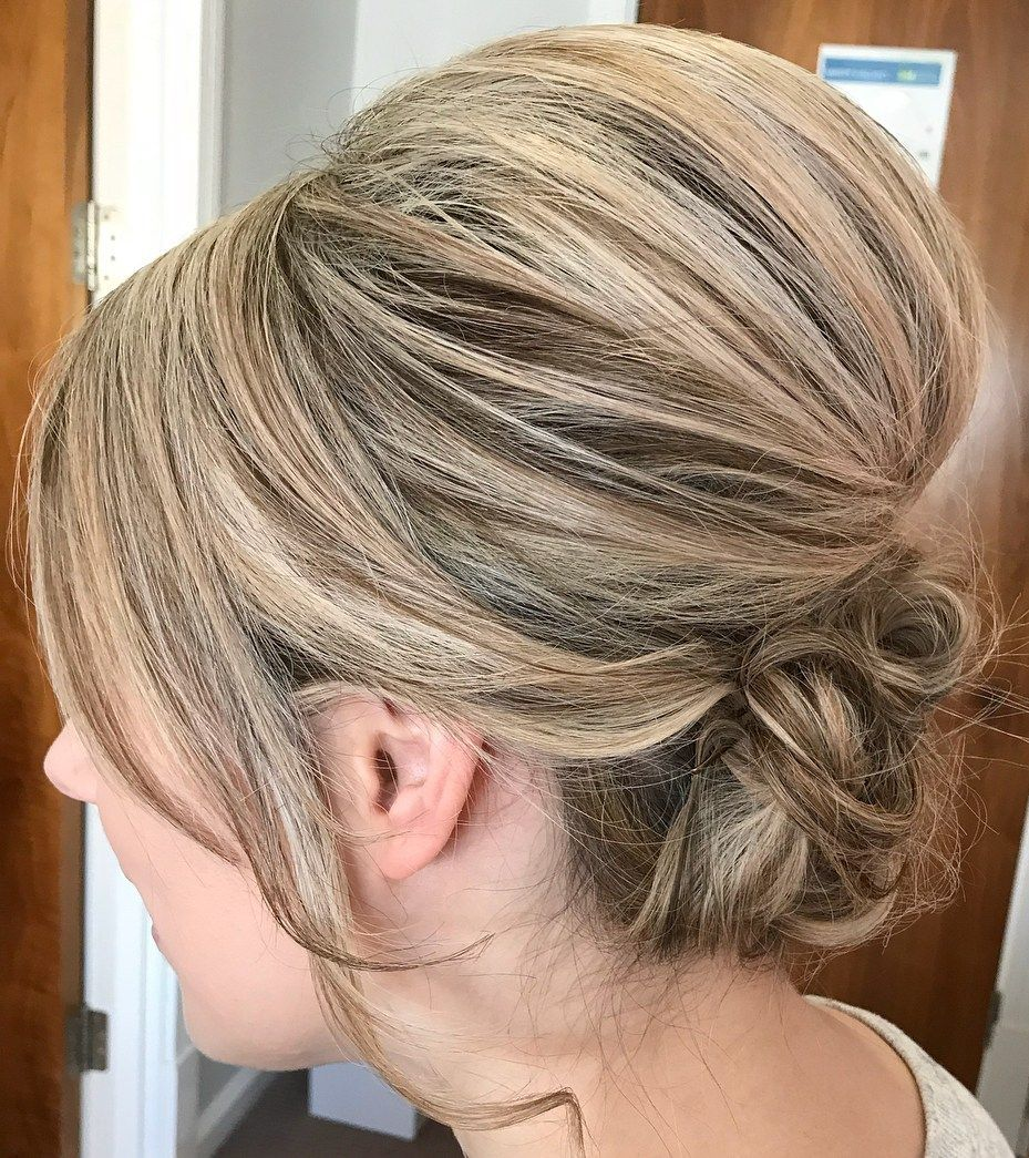 beehive updo for shorter hair #weddinghairdown | wedding