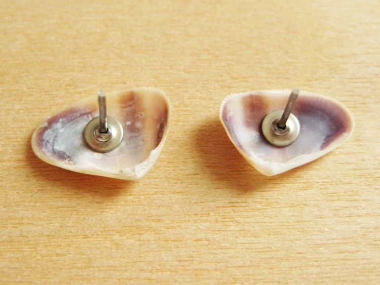 Make This - Seashell Earrings - Luxe DIY - How Did You Make This?