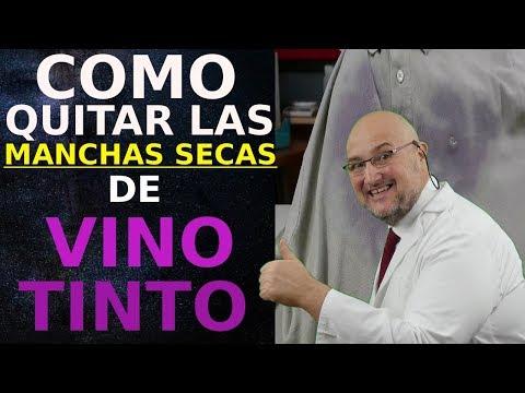 154 Como Quitar Las Manchas De Vino Tinto Método Infalible Youtube Manchas De Vino Manchas De Vino Tinto Vino Tinto