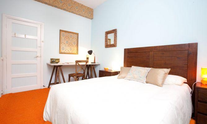 Actualizar Y Modernizar Un Dormitorio Decogarden Dormitorios Paredes Blancas Decoraciones De Casa
