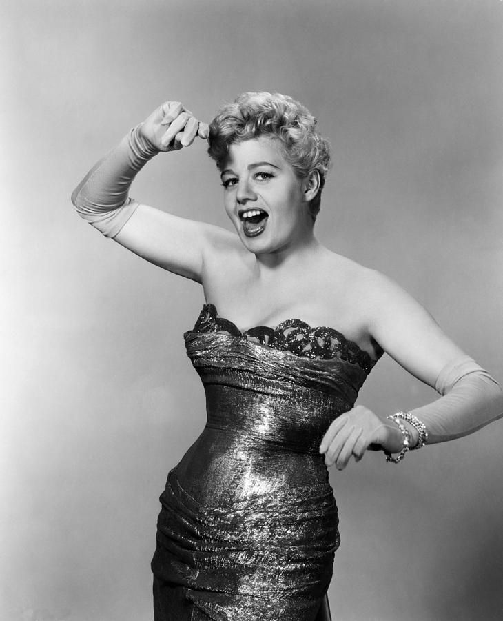 Playgirl, Shelley Winters, 1954