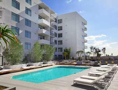 The Avenue Hollywood Apartments Los Angeles