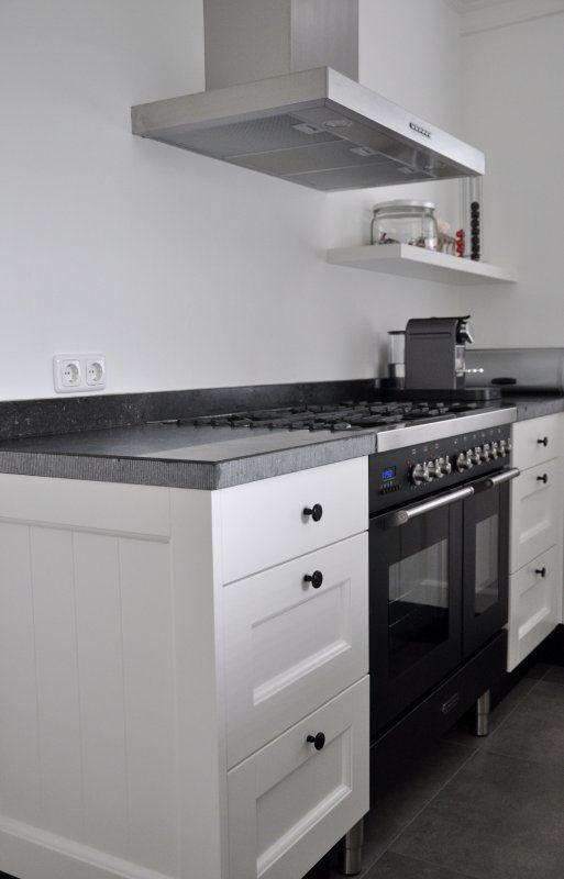 Landelijke Keuken (wit) | Frederiks Interieurs | keuken | Pinterest ...