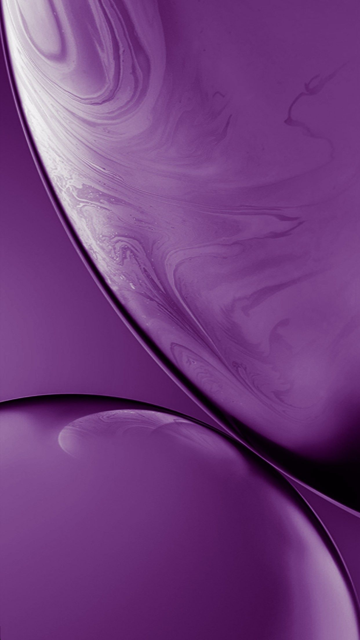 If Iphone Xr Available In Purple Purple Wallpaper Aesthetic Iphone Wallpaper Iphone Wallpaper