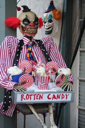 die besten 25 scary clown face ideen auf pinterest halloween clown gruselig erschreckende. Black Bedroom Furniture Sets. Home Design Ideas