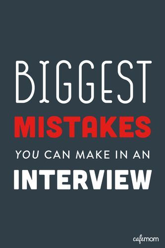 16 Things Not To Do During An Interview If You Want The Job
