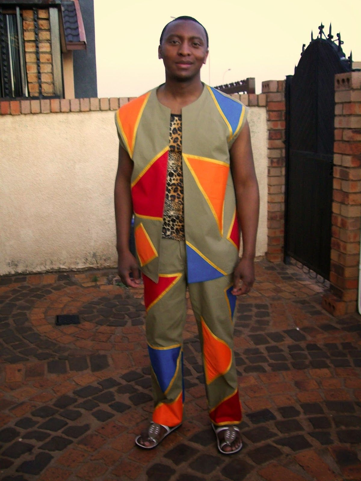 Image result for zulu man attire | eurydice zulu | Pinterest | Zulu Couture and Fit