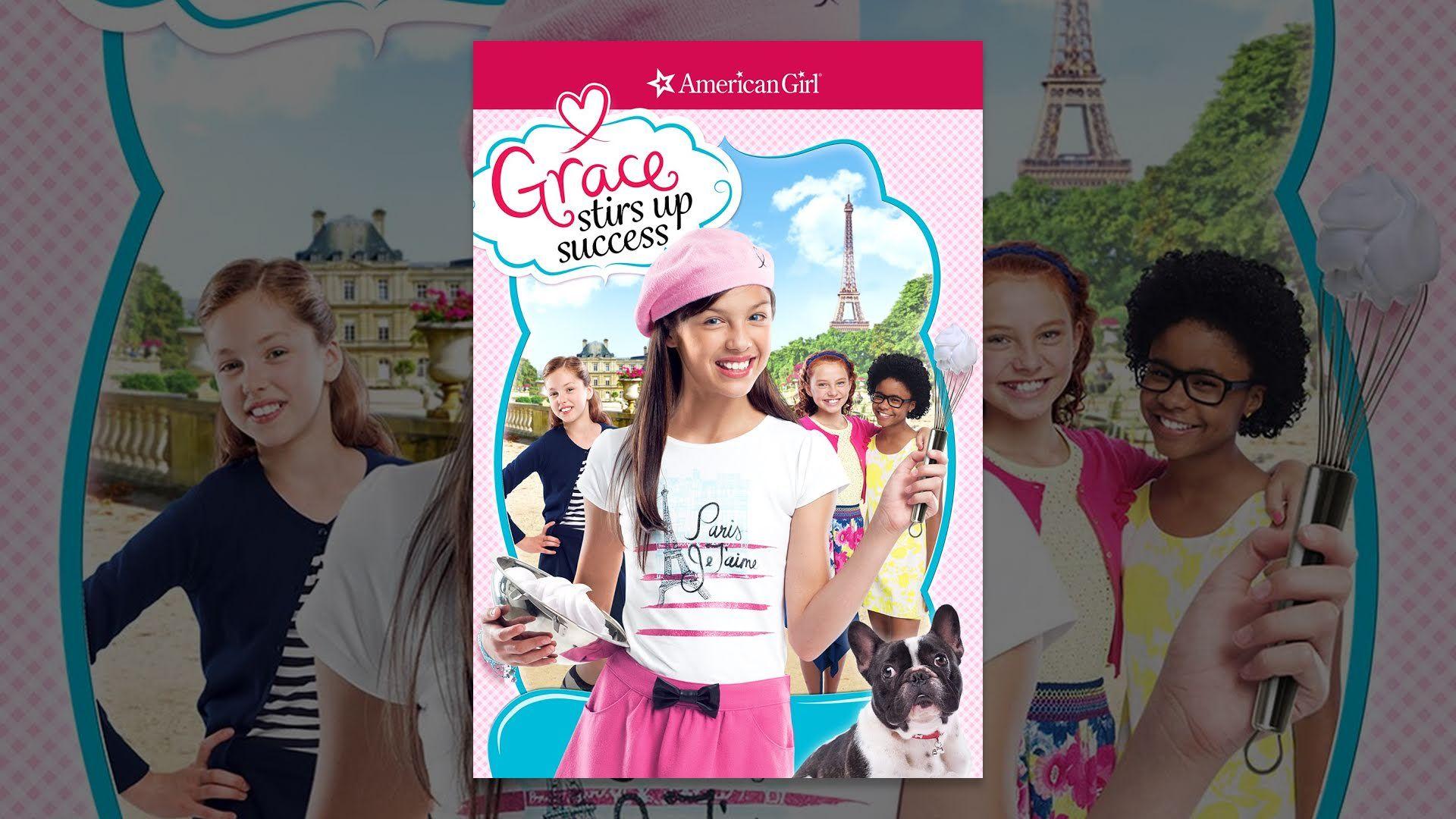 News Videos More American Girl Grace Stirs Up Success Music Videos News Social Media Marketing American Girl American