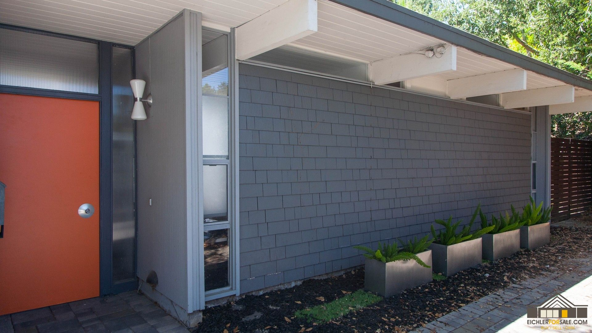 Painting Eichler Homes | Paint Ideas for Midcentury Modern Eichlers ...