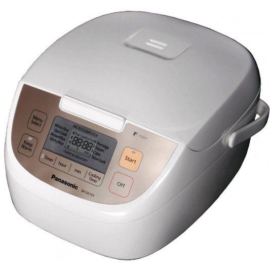 Panasonic - Sr-de103wst - Rice Cooker