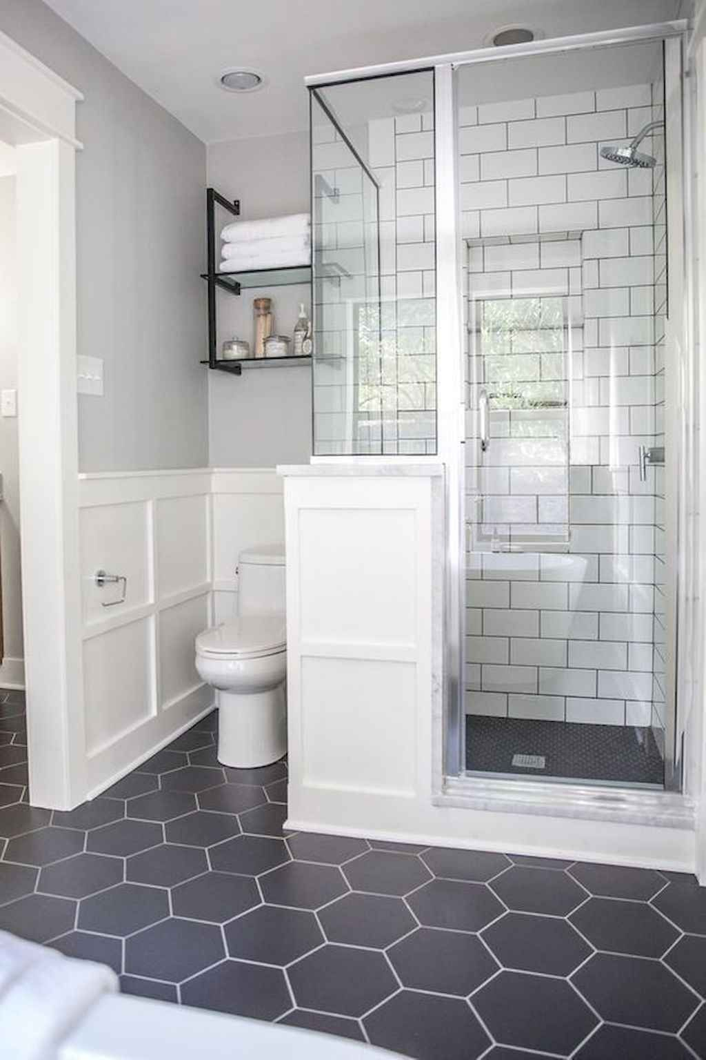 34 Small Master Bathroom Remodel Ideas On A Budget Domakeover Com Full Bathroom Remodel Small Master Bathroom Small Full Bathroom