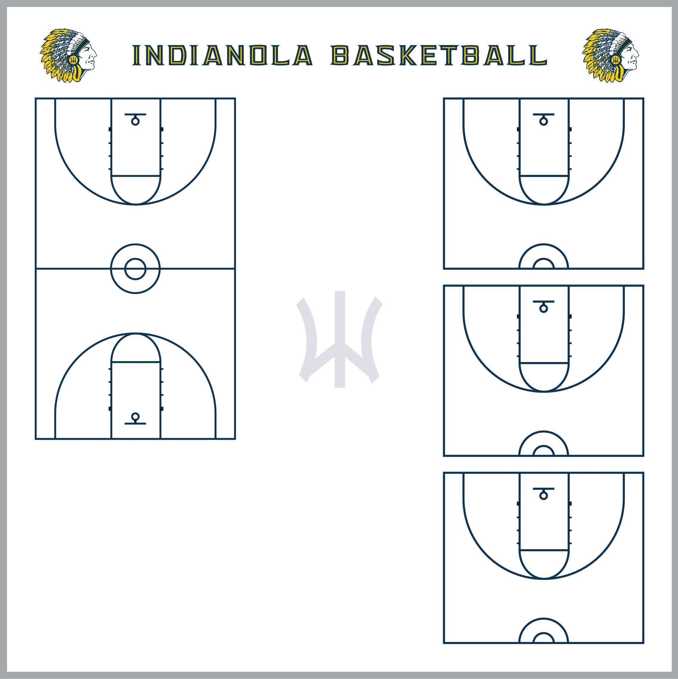 90de55e6a15 Custom Basketball Board - Coaches Board 48