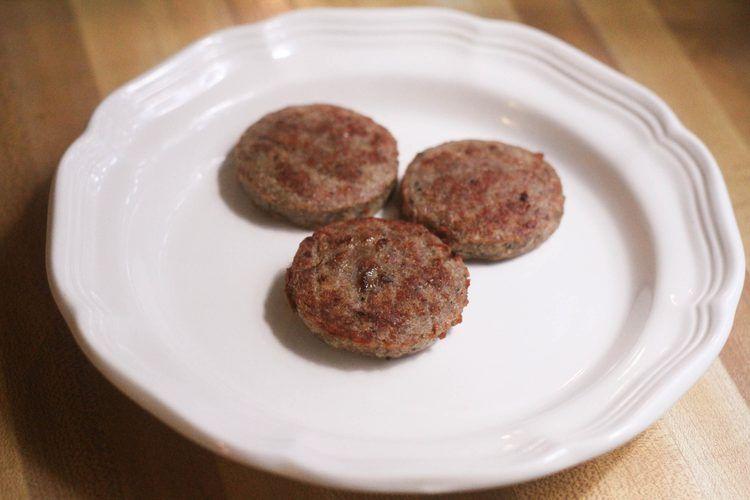 How To Bake Sausage Patties Sausage Patty Cook Sausage In Oven Breakfast Sausage In Oven