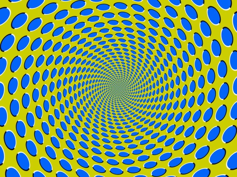 eye illusions distortion - 800×600