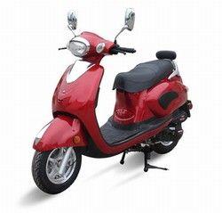 150cc Torrino 4 Stroke Moped Scooter   50cc moped, 150cc ...