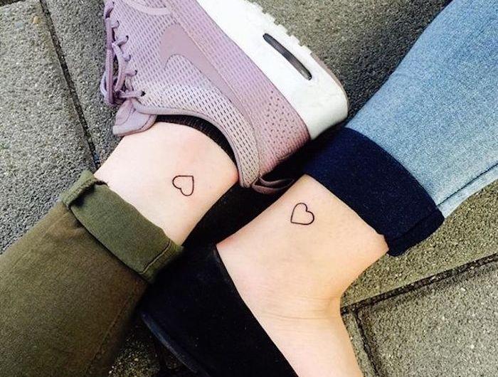 Tatouage Amitie Les Potes Dans La Peau Tatouages Tattoos