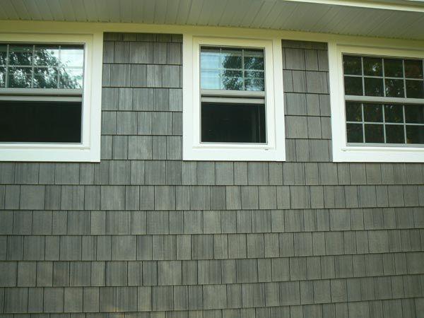 Nichiha Sierra Premium Shake In Charcoal Gray Fiber Cement Ranch Exterior Beach House Exterior Exterior House Color