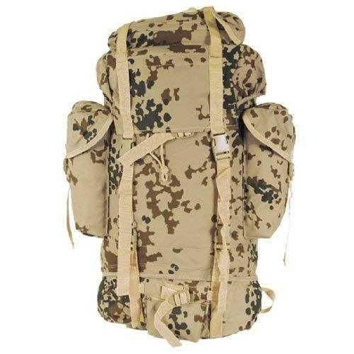 6a163ab37062 MFH German Army Rucksack 65L German Tropical Review | Tactical Bags ...